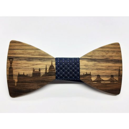 Budapest bow tie set