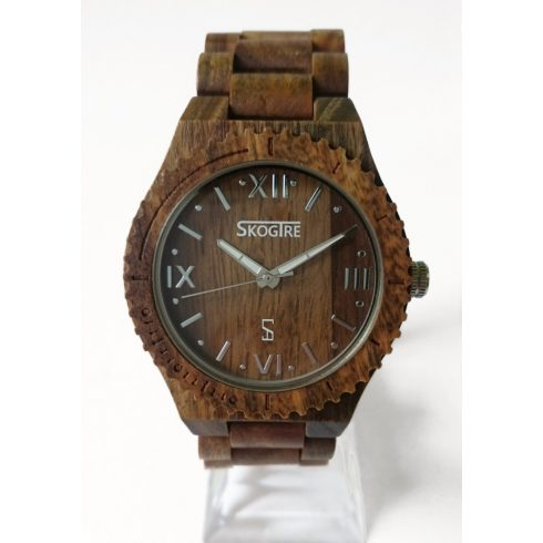 Men sandalwood watch