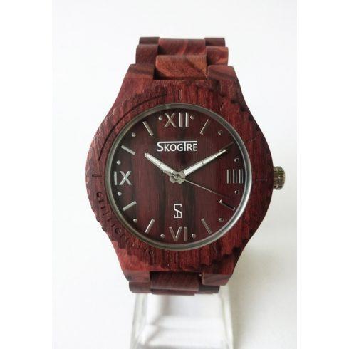Men sandalwood watch