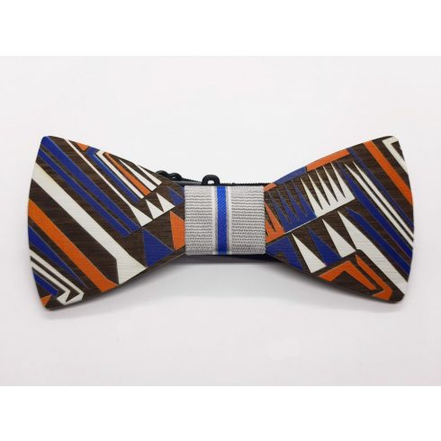Colorful bow tie set