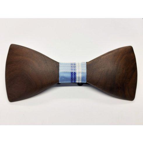 Walnut bow tie set